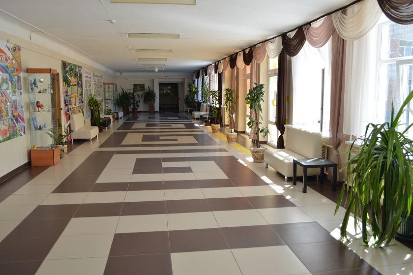 Коридор 1-го этажа