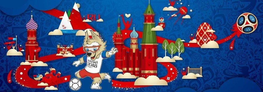 Открытие Чемпионата мира по футболу FIFA 2018 в России